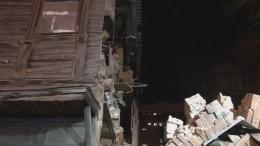 Стали известны подробности разрушительного хлопка газа вжилом доме вСамаре