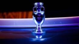 Кубок чемпионата Европы пофутболу могут выставить вМариинском театре