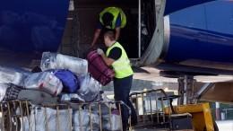 ВХабаровске сотрудник аэропорта сломал череп вовремя разгрузки самолета