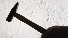 Житель Тюмени забил досмерти дворника молотком