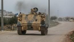 Сирийская армия отразила две атаки протурецких сил нагород Серакаб