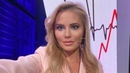 Дана Борисова считает, что Волочковой нужна помощь вборьбе салкоголизмом