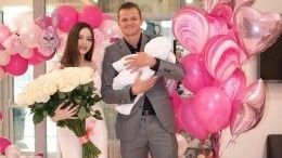 «Знакомьтесь»: футболист Тарасов раскрыл имя своей новорожденной дочери