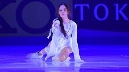 «Инфаркт всего!»— фигуристка Медведева взбудоражила фанатов черно-белым фото