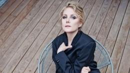 «Руки женщины-воина»— Литвинова вбархатном платье покорила сердца фанатов