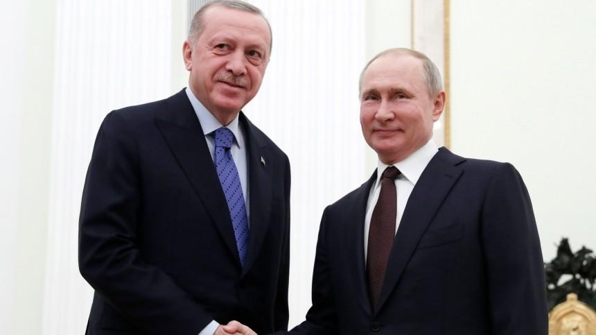 Турция иРФдостигли соглашения поИдлибу