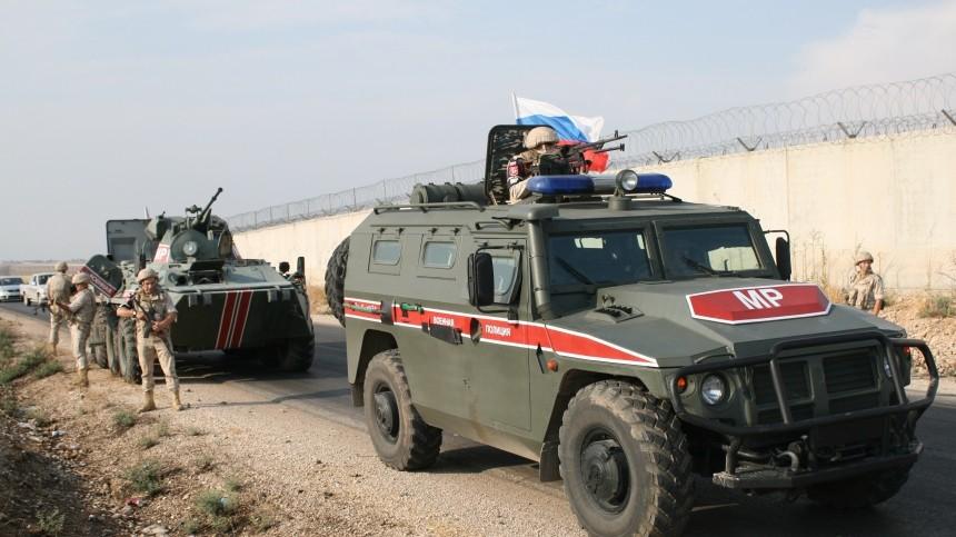 С15марта РФиТурция начнут совместное патрулирование вдоль трассы М4 вСирии