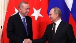Перемирие вИдлибе: Итоги переговоров Путина иЭрдогана вМоскве