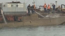 Торпедный катер «Г-5», затонувший вгоды ВОВ, подняли содна моря вСевастополе