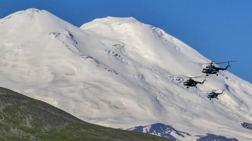 ВКабардино-Балкарии альпинист погиб при восхождении наЭльбрус