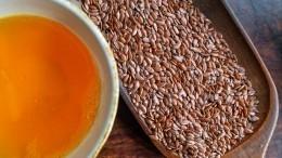 ВМоскве укурьера подоставке продуктов отобрали льняное масло
