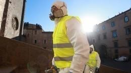 Посольство Италии призвало граждан неездить вРФиз-за эпидемии коронавируса
