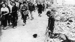 Нападение США наТокио: Главные числа «ковровой бомбардировки»