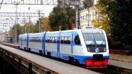 ПоКрымскому мосту начнет курсировать рельсовый автобус