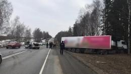Массовое ДТП сучастием школьного автобуса произошло воВладимирской области— есть пострадавшие