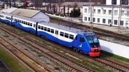 Срельсовым автобусом Керчь-Анапа свяжут идругие города Крыма