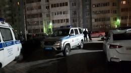Жуткое видео сместа убийства подростка вПетербурге— шокирующие кадры18+