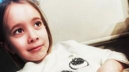 «Девочка весна»: дочь Дарьи Мороз иБогомолова покрасила волосы вкрасный цвет