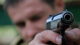 Житель Новосибирска открыл стрельбу водворе жилого дома