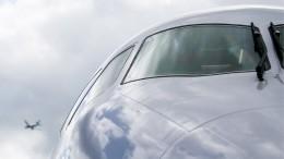 Самолет, вылетевший изМосквы вРостов-на-Дону, совершил экстренную посадку