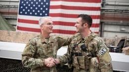 США приступили квыводу войск изАфганистана