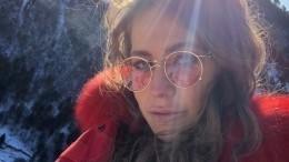 «Аоннеплохо целуется!»: Барановская попробовала Байкал «навкус» ипоказала юрту