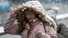 Вцентральную часть России придет резкое похолодание