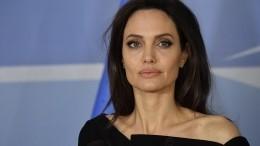 Смотреть больно: первые кадры после операции дочери Анджелины Джоли