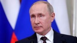 Путин высоко оценил сотрудничество спецслужб США иРоссии вборьбе стерроризмом