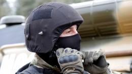 ВКрыму задержали участников террористической организации