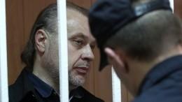 Экс-замдиректора ФСИН Коршунов приговорен кдевяти годам колонии