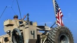 США атаковали базу народного ополчения вИраке