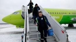 Самолет, летевший изИркутска вМоскву, экстренно сел вКемерово— видео