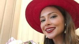 «Анастасию понесло»: Самбурская вэротичном белье снялась для обложки Maxim