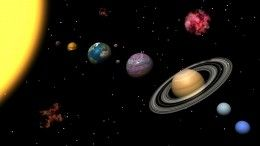 Астрономы выяснили, почему Уран оказался набоку