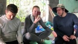 Трое россиян, дрейфовавших насамодельном плоту вморе, спасены воВьетнаме