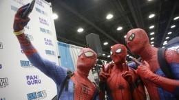 Том Холланд рассказал оначале съемок третьей части «Человека-паука»