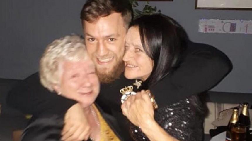 Тетя Конора Макгрегора умерла откоронавируса