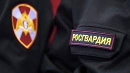 Росгвардейцы провели парад под окнами ветерана ВОВ вКизляре