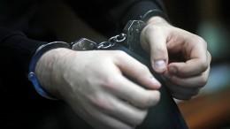 Спецслужбы Казахстана арестовали подозреваемого вподготовке теракта