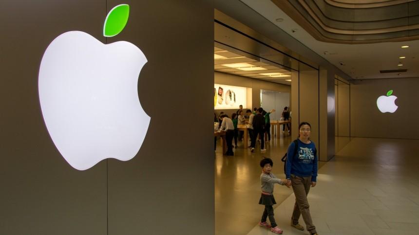 Apple закрывает все официальные магазины запределами Китая из-за коронавируса