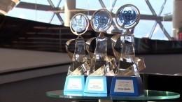 Комплекс «Игора Драйв» получил приз вспециальной номинации «Проект года»