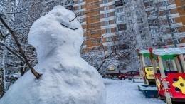Гидрометцентр предупредил одальнейшем похолодании вМоскве