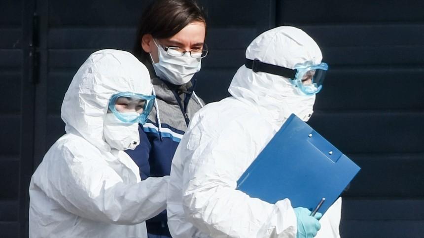 Главврач московской больницы рассказал олечении пациентов, зараженных коронавирусом