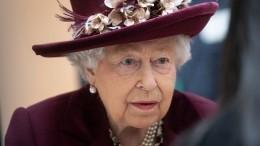 Елизавета II покинула Букингемский дворец из-за коронавируса