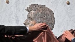 ВПетербурге открыли памятную доску академику Жоресу Алферову