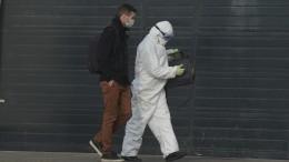 Европе прогнозируют пик распространения коронавируса