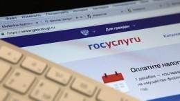 Сайт Госуслуг будет информировать россиян оразмере ихбудущей пенсии
