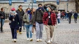 Эпицентр заболеваемости коронавирусом переместился изКитая вЕвропу