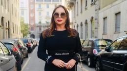 Дочь Аллы Вербер пришла настоличную вечеринку вмамином платье